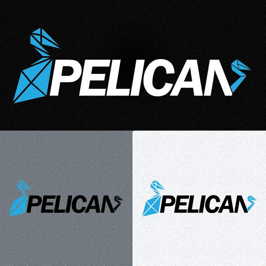 Contest Entry #                                        20                                      for                                         Design a logo for a project called Pelican