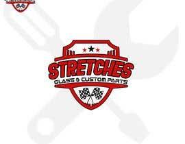 Nro 333 kilpailuun New logo for company - Stretches Glass käyttäjältä ahnafpalash28