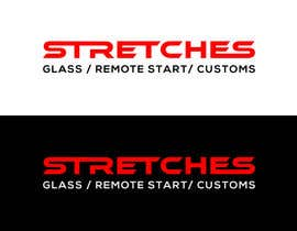 #353 for New logo for company - Stretches Glass by AminulART