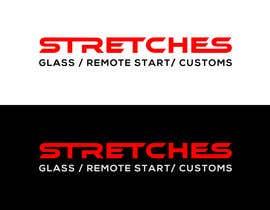 Nro 353 kilpailuun New logo for company - Stretches Glass käyttäjältä AminulART