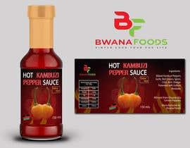 #52 for Label for a food product af imranislamanik