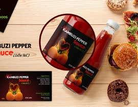 Nro 55 kilpailuun Label for a food product käyttäjältä imranislamanik