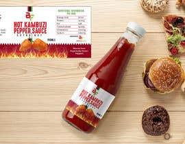 #65 for Label for a food product af david9644