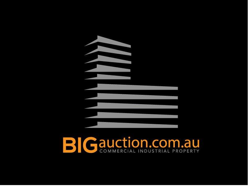 Entri Kontes #                                        78                                      untuk                                        Design a Logo for www.bigauction.com.au