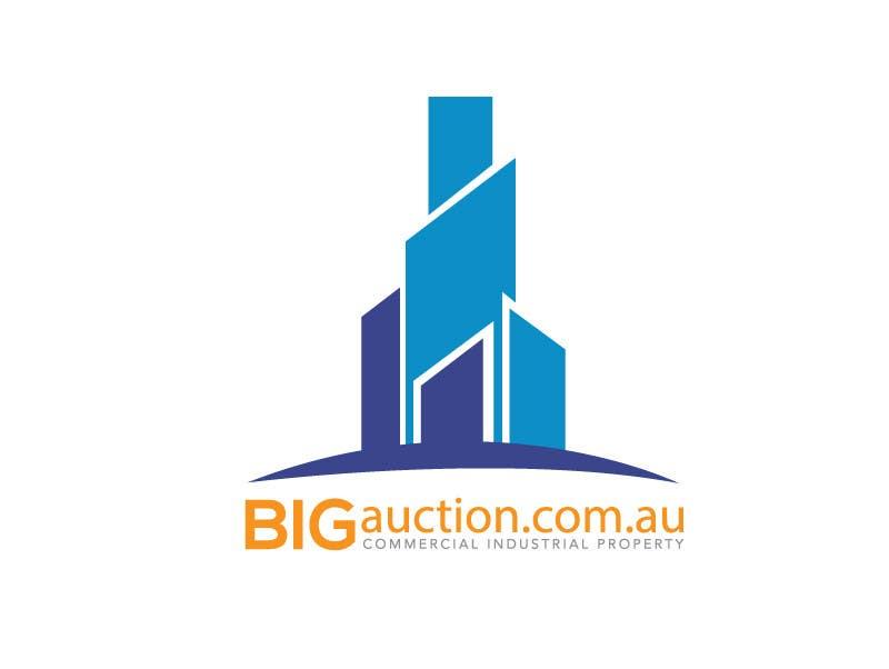 Entri Kontes #                                        84                                      untuk                                        Design a Logo for www.bigauction.com.au