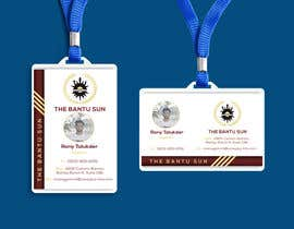 #9 for Branding/Marketing - Custom Lanyard & Bookmark af ronyalinn