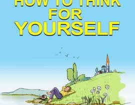 Nro 56 kilpailuun Create an engaging character for my book 'How to Think for Yourself' käyttäjältä manesomnath1