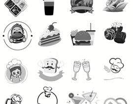#369 for Restaurant Icon set by mamtapal9871