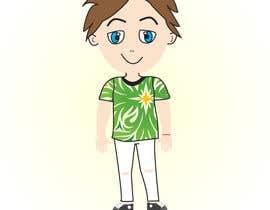 Nro 28 kilpailuun make an animation character käyttäjältä ismailaljelekh