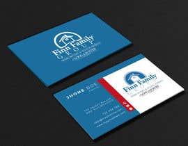 #358 for Custom Professional Business card design af graphice