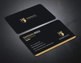 #38 for Custom Professional Business card design af Nayefhaque