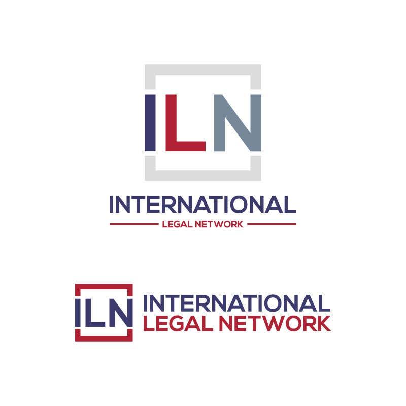 Konkurrenceindlæg #                                        23                                      for                                         Logo for international law firm