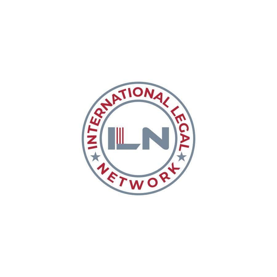 Konkurrenceindlæg #                                        306                                      for                                         Logo for international law firm