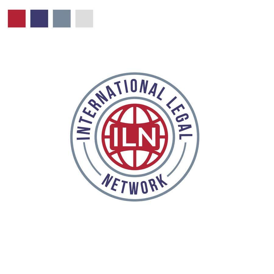 Konkurrenceindlæg #                                        563                                      for                                         Logo for international law firm