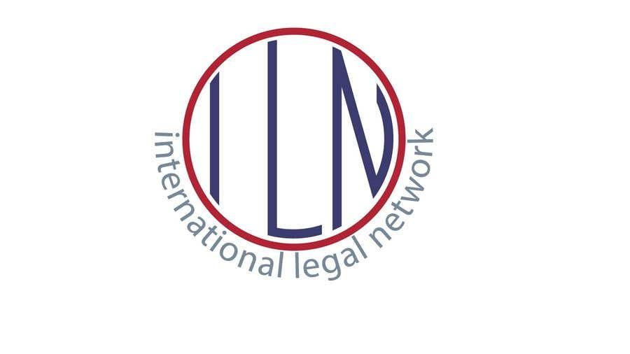 Konkurrenceindlæg #                                        22                                      for                                         Logo for international law firm