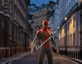 #16 for IMAGE OF SPIDERMAN WORKING AS PEST CONTROL OPERATOR af mfawzy5663