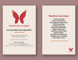 #10 for Toched By An Angel (Business Cards) by rmshuman7