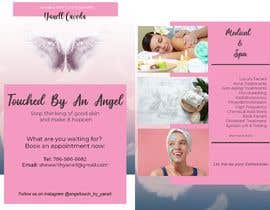 #115 for Toched By An Angel (Business Cards) by ElishaW