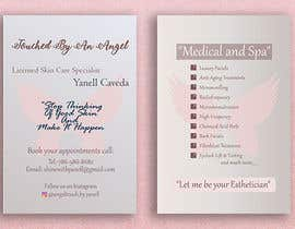 #104 for Toched By An Angel (Business Cards) by Rajiya0