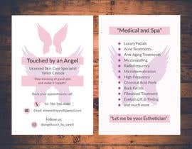 #24 for Toched By An Angel (Business Cards) by ashikul353