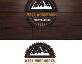 #9 for LOGO DESIGN for HIGH QUALITY WOODWORKING company by bachchubecks