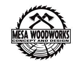 #55 for LOGO DESIGN for HIGH QUALITY WOODWORKING company by mrwork003