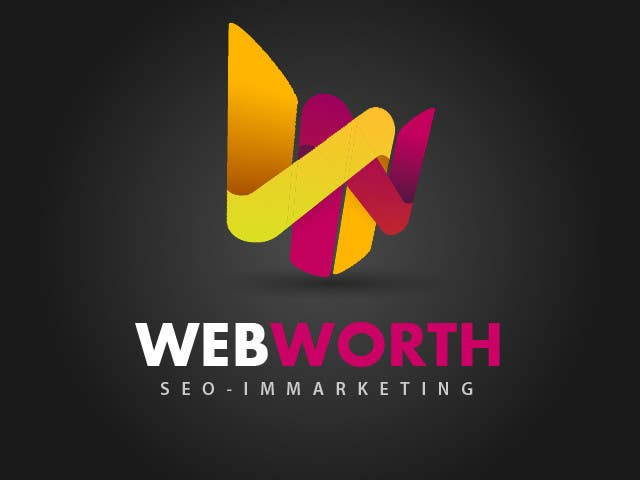 #36 for Logo Design for WebWorth by praxlab