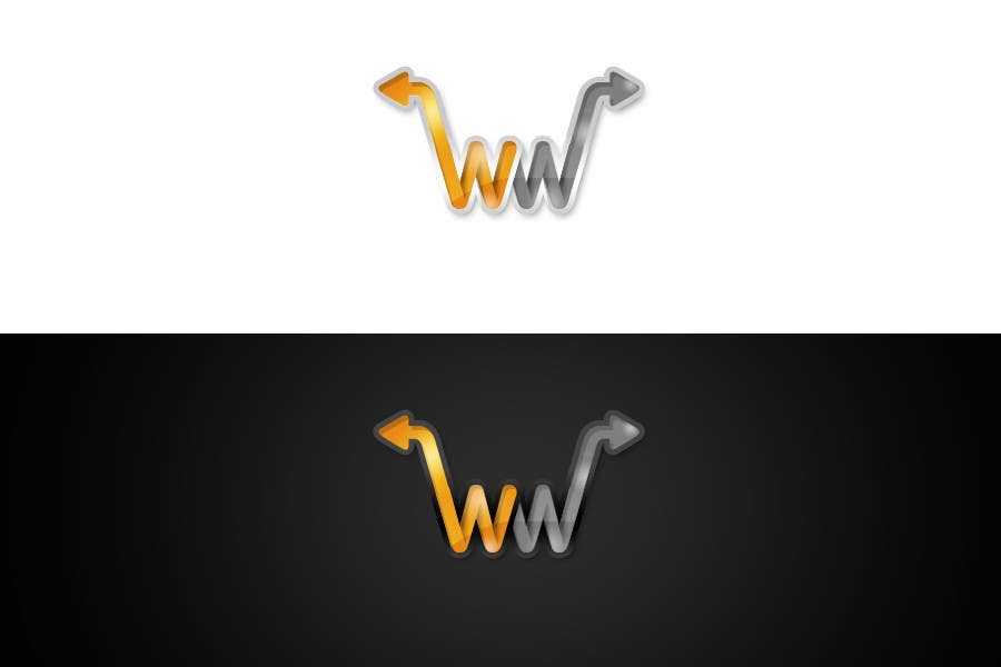 #10 for Logo Design for WebWorth by LostKID