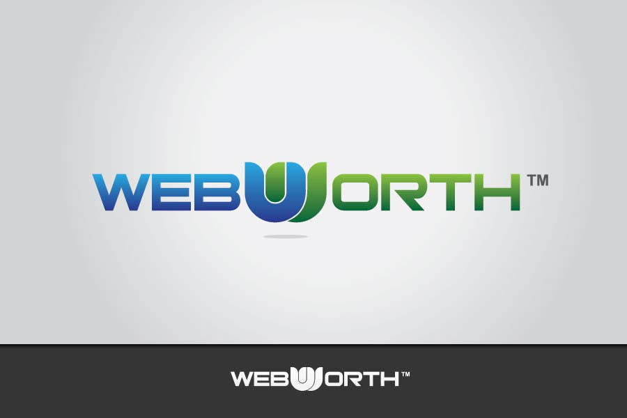 #266 for Logo Design for WebWorth by tiffont