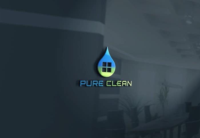 Contest Entry #55 for Design a Logo for my company 'Pure Clean'