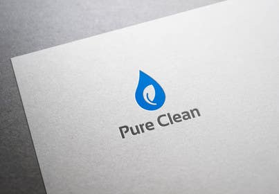 #163 for Design a Logo for my company 'Pure Clean' by ydgdesign