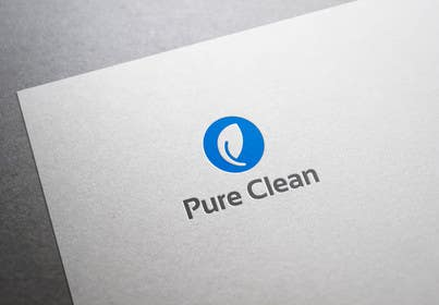 #164 for Design a Logo for my company 'Pure Clean' by ydgdesign