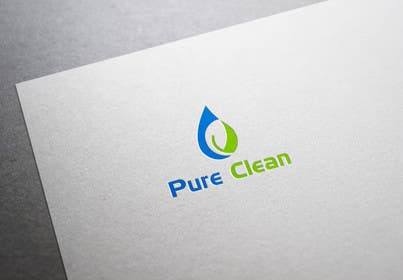 #165 for Design a Logo for my company 'Pure Clean' by ydgdesign