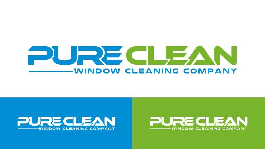 Inscrição nº 45 do Concurso para Design a Logo for my company 'Pure Clean'