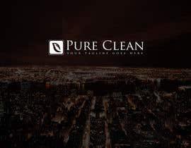 JaizMaya님에 의한 Design a Logo for my company 'Pure Clean'을(를) 위한 #270