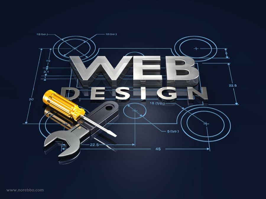 """Intrarea #13 pentru concursul """"Rewrite Website"""""""