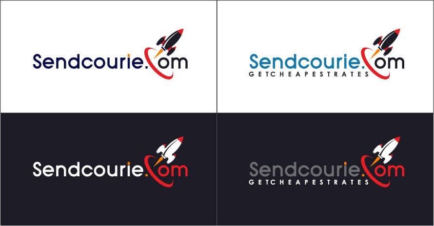 """Entri Kontes #                                        57                                      untuk                                        Design a Logo for our website """"sendcourier.com"""""""