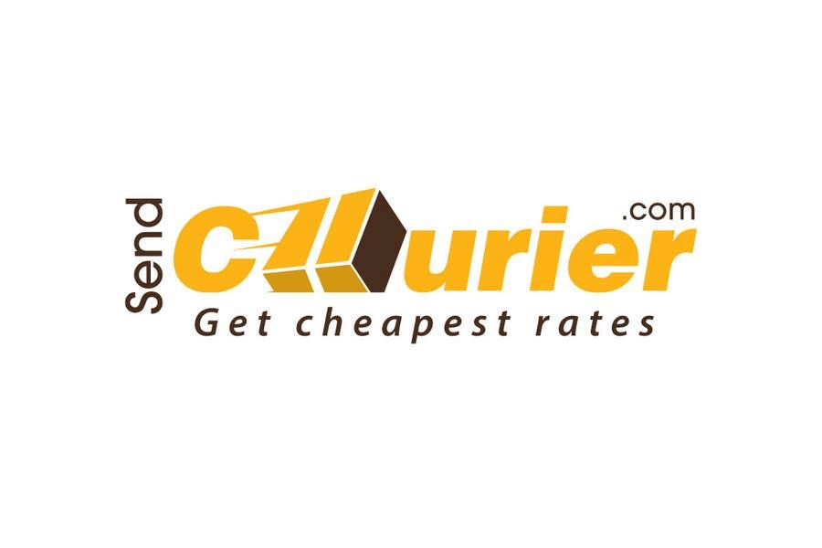 """Konkurrenceindlæg #55 for Design a Logo for our website """"sendcourier.com"""""""