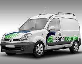 "#64 untuk Design a Logo for our website ""sendcourier.com"" oleh sankalpit"