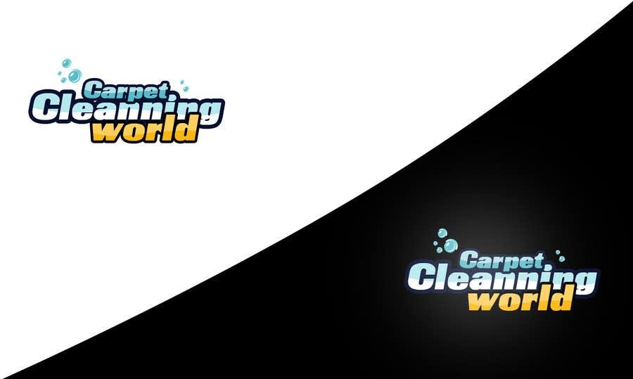 Entri Kontes #                                        22                                      untuk                                        Design a Logo for carpet cleaning website