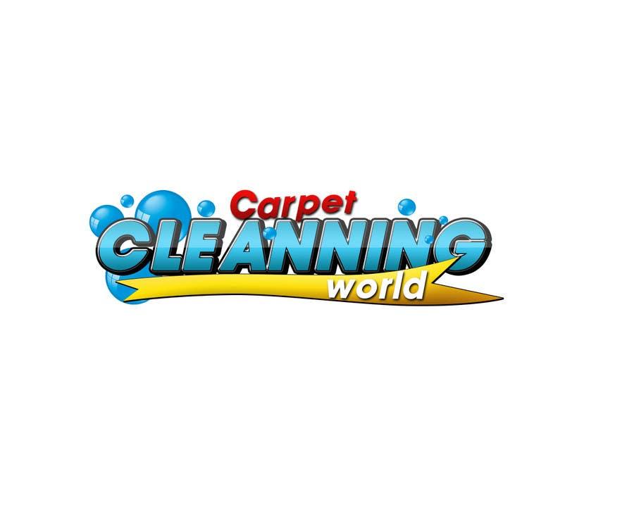 Konkurrenceindlæg #                                        38                                      for                                         Design a Logo for carpet cleaning website