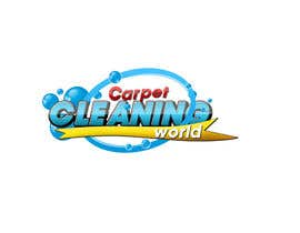 AlejandroRkn tarafından Design a Logo for carpet cleaning website için no 41