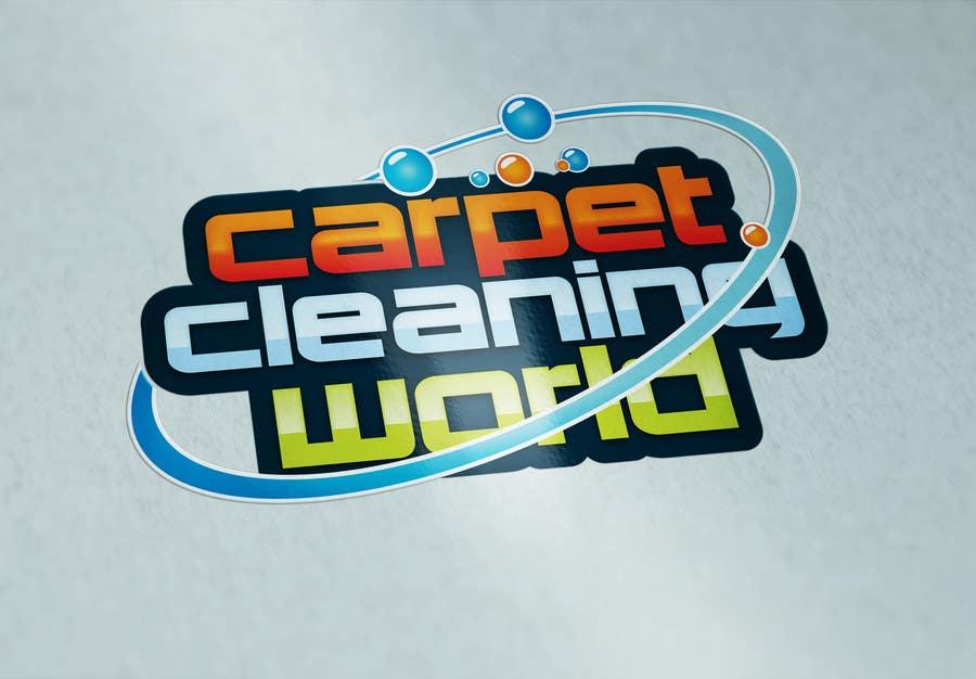 Konkurrenceindlæg #                                        32                                      for                                         Design a Logo for carpet cleaning website