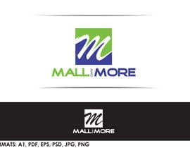 #70 untuk Design a Logo for Mall and More oleh tolomeiucarles