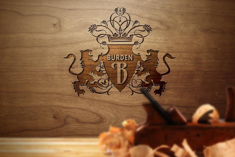 Inscrição nº 110 do Concurso para Design a Logo for Burden Furniture