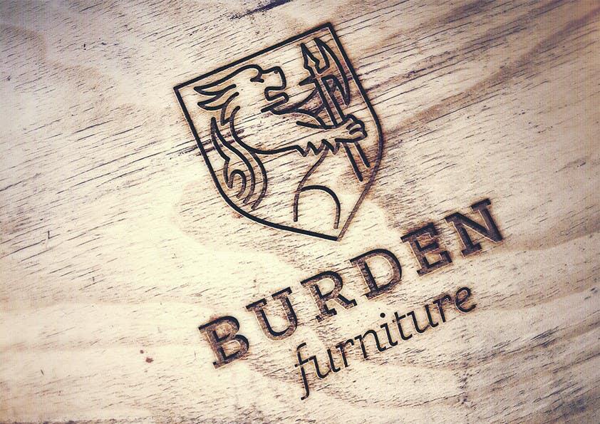 Participación en el concurso Nro.134 para Design a Logo for Burden Furniture