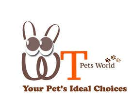 Nambari 66 ya Design a Logo for an online pet store na lolwah