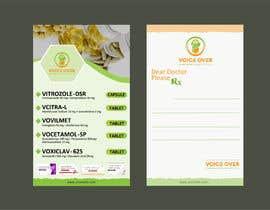 #96 for Leaflet design af marziarima