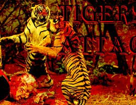#19 for Create a Youtube thumbnail photo ----- for a youtube video (tigers)) by iliasbd34