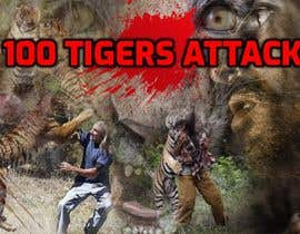 #34 for Create a Youtube thumbnail photo ----- for a youtube video (tigers)) by ayoubelkafi